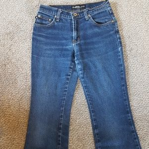 EXPRESS Bootcut Stretch Jeans